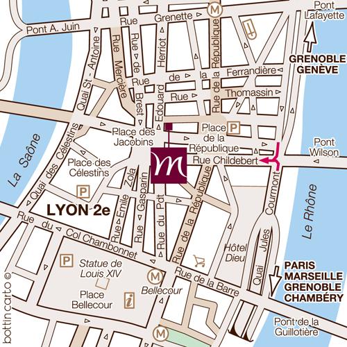 Accor Hotel Lyon Part Dieu